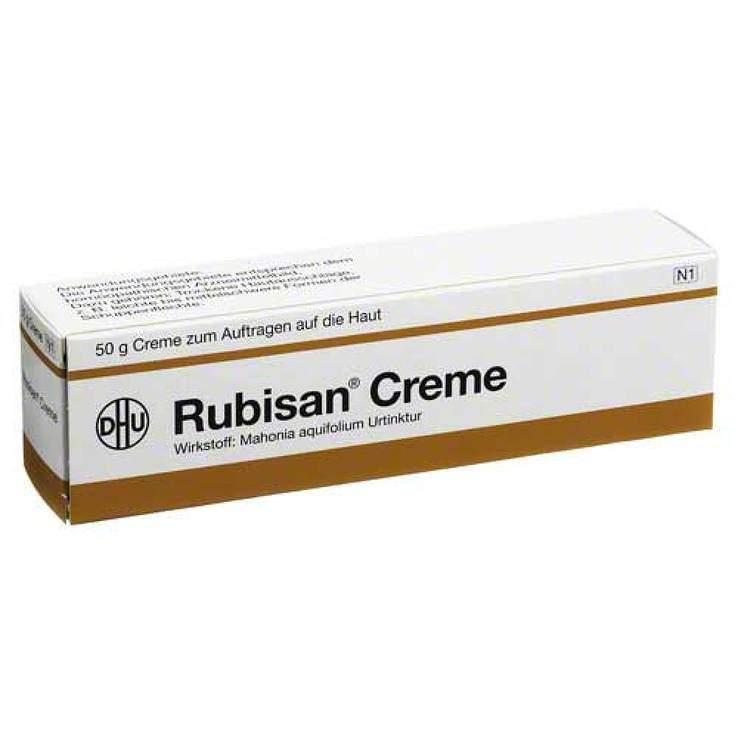 Rubisan® Creme 50g