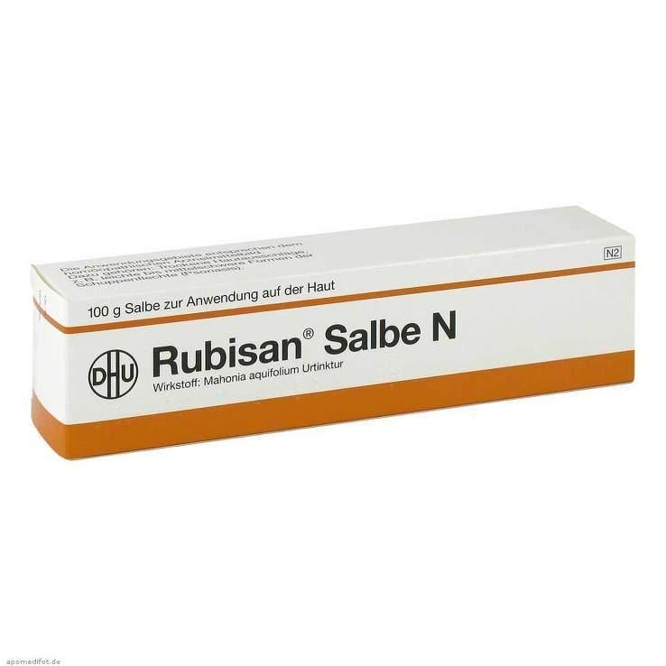 Rubisan® Salbe N 100g