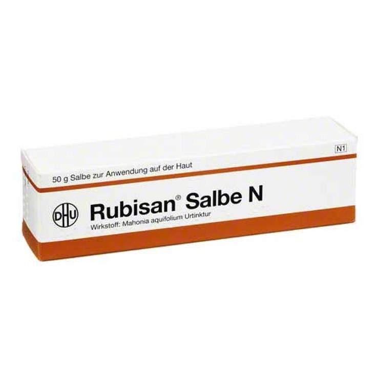 Rubisan® Salbe N 50g