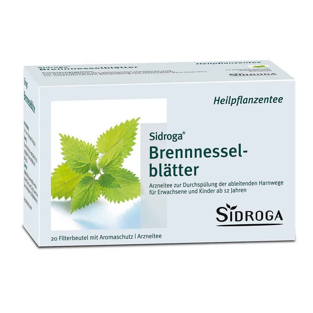 Sidroga Brennesselblättertee Filterb. 20x1,5g