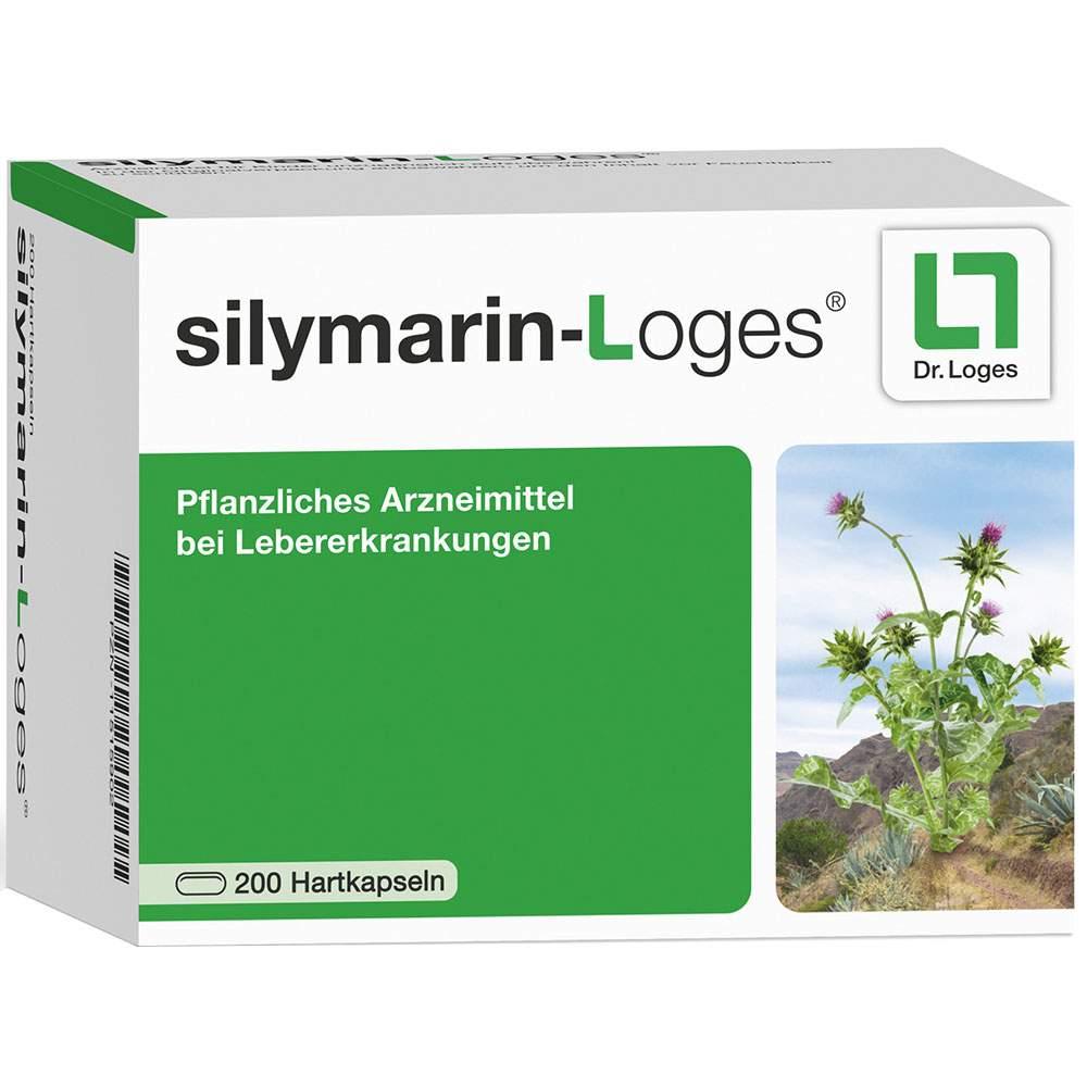 silymarin-Loges® 200 Hartkapseln