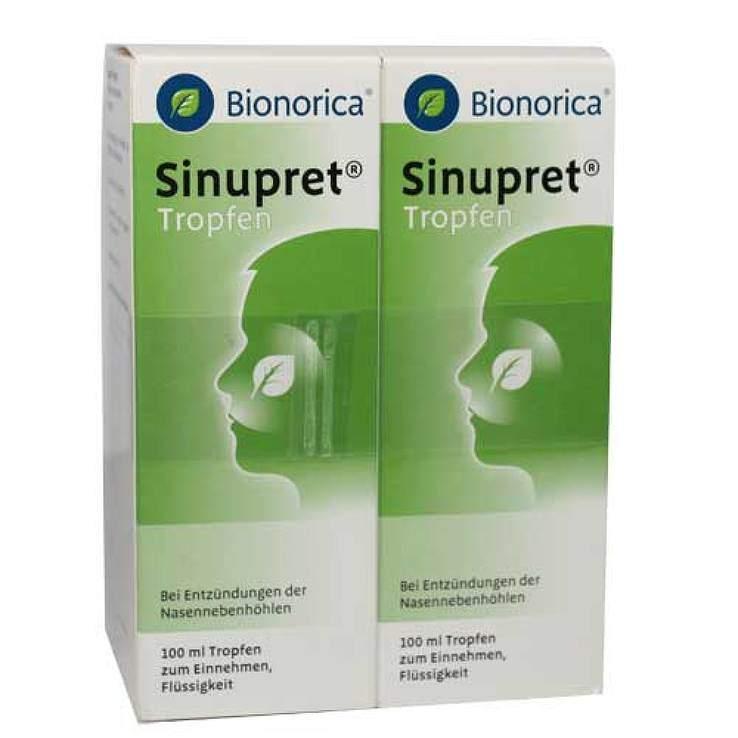 Sinupret® Tropfen 200ml