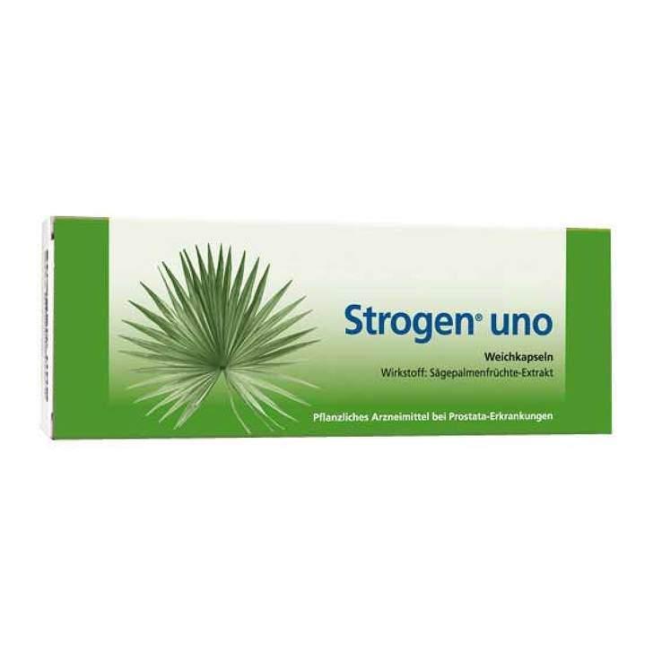 Strogen® uno 120 Weichkaps.