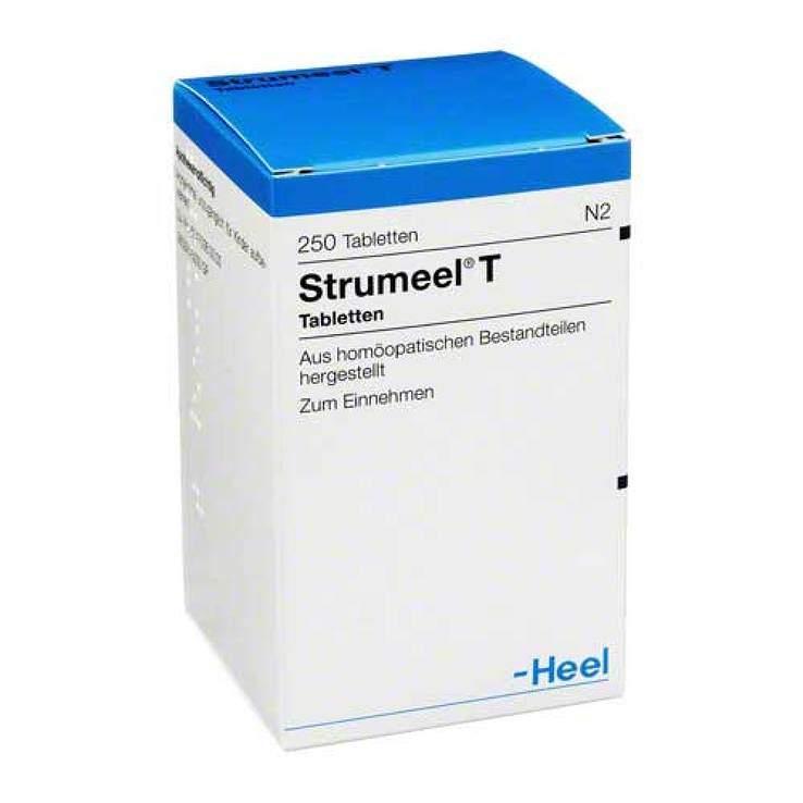 Strumeel® T 250 Tbl.