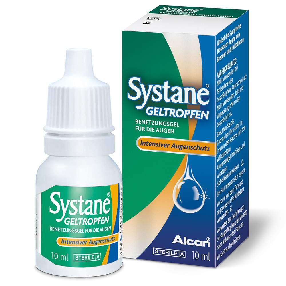 Systane® GELTROPFEN Benetzungsgel für die Augen 10ml