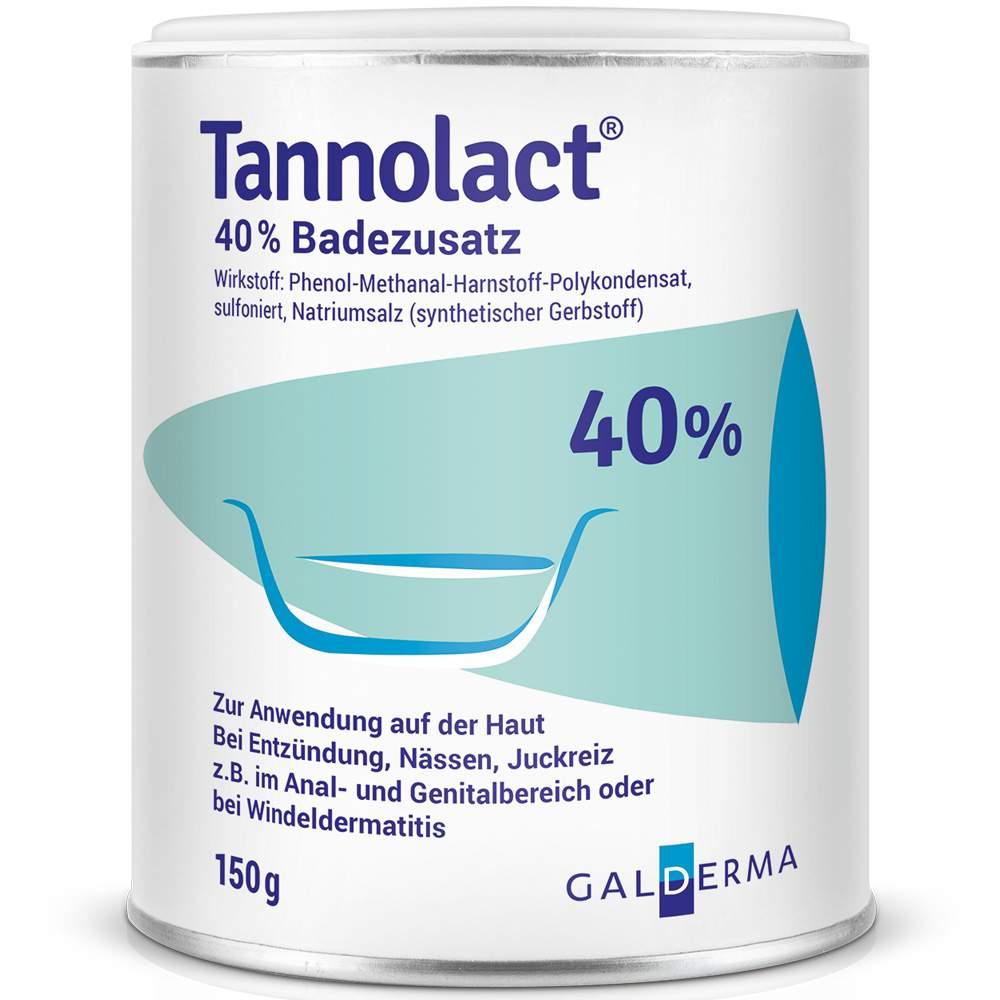 Tannolact® 150g Badezusatz (Dose m. Löffel)