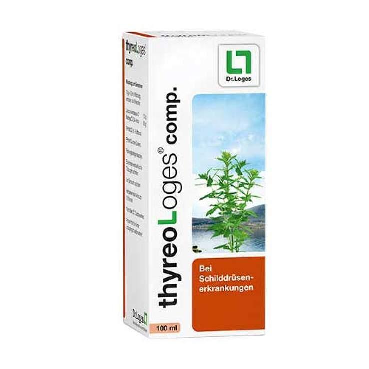 thyreoLoges® comp. Mischung 100 ml Tropfen