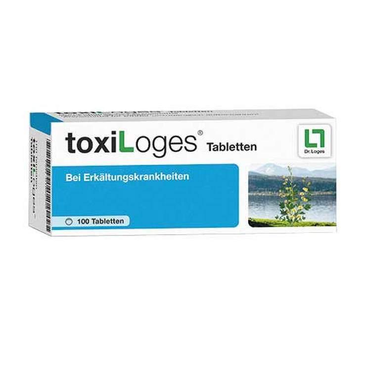 toxiLoges® 100 Tabletten