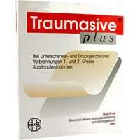 Traumasive® plus 5 x 10x10cm