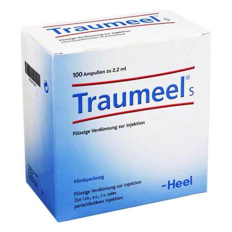 Traumeel® S 100 Amp. Flüssige Verdünnung z. Inj