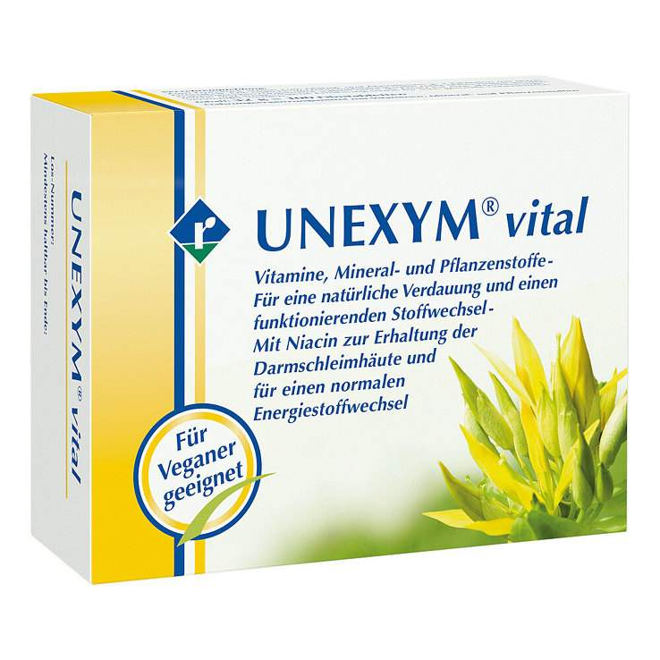 UNEXYM® vital Tabletten 100 Filmtbl.