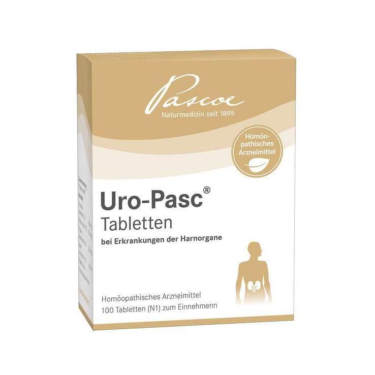 Uro-Pasc® 100 Tabletten
