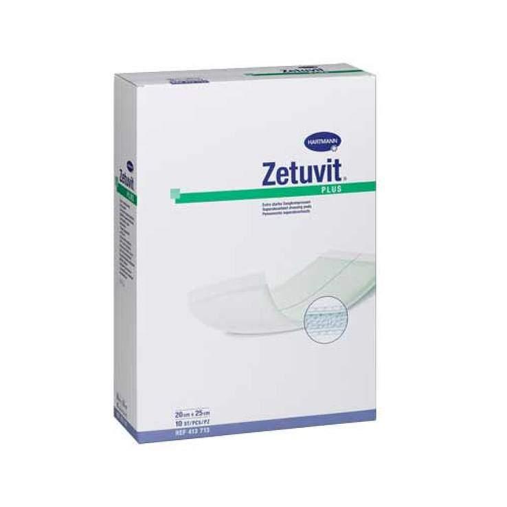 Zetuvit® Plus steril 10 Kompressen 20 cm x 25 cm
