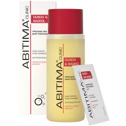 ABITIMA® CLINIC Dusch- & Badeöl 200ml 1 Flasche