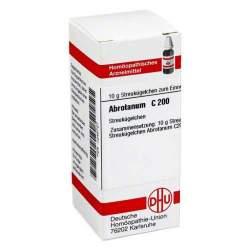Abrotanum C200 DHU Glob. 10 g