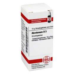 Abrotanum D3 DHU 10g Glob.