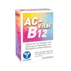 AC-Vital® B12 Direktsticks mit Eiweißbausteinen 20 Sticks