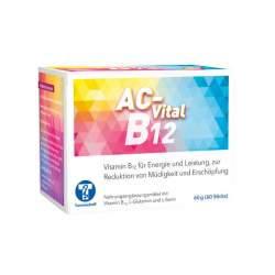 AC-Vital® B12 Direktsticks mit Eiweißbausteinen 60 Sticks