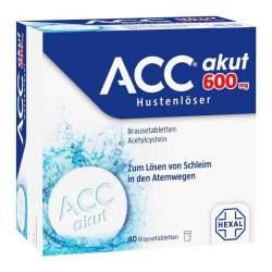 ACC® akut 600mg Hustenlöser Brausetbl. 40 St.