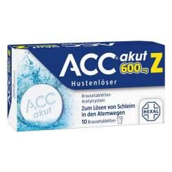 ACC® akut 600mg Z Hustenlöser 10 Brausetbl.