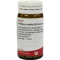 Achillea ex herba D3 Wala Glob. 20g