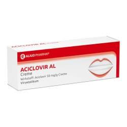 Aciclovir AL Creme 2g