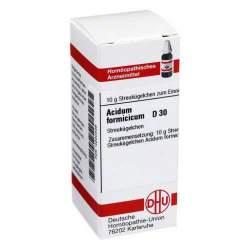 Acidum formicicum D30 DHU Glob. 10 g