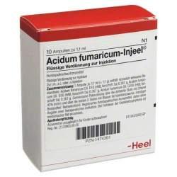 Acidum fumaricum Injeel Amp. 10 St.