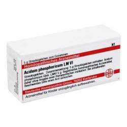 Acidum phosphoricum LM VI DHU 5g Glob.