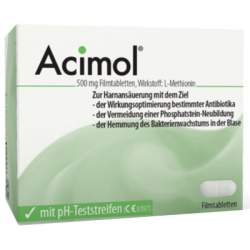 Acimol® 500 mg 48 Filmtabletten