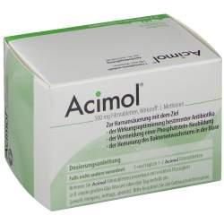 Acimol Mit Ph Teststreifen