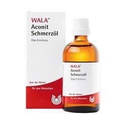 Aconit Schmerzöl Ölige Einreibung 100 ml