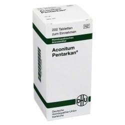 Aconitum Pentarkan DHU 200 Tbl.