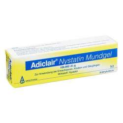 Adiclair® Nystatin Mundgel 25g