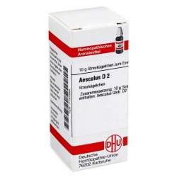 Aesculus D2 DHU 10g Glob.