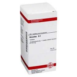 Aesculus D2 DHU 200 Tbl.