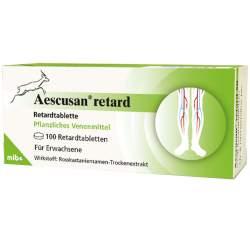 Aescusan® retard 100 Retardtabletten