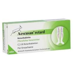 Aescusan® retard 20 Retardtabletten