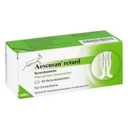Aescusan® retard 50 Retardtabletten