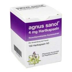agnus sanol® 4mg 100 Hartkaps.
