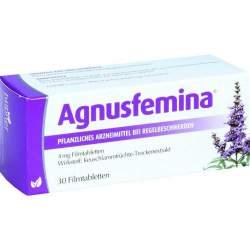 Agnusfemina 4mg 30 Filmtbl.
