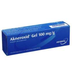 Akneroxid® 50 g Gel 100mg/g