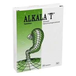 """ALKALA® """"T"""" 1 g, 20 Tabletten"""
