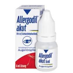 Allergodil® akut 6ml Augentropfen