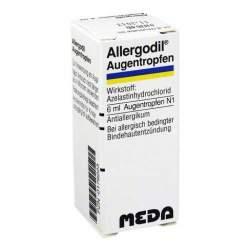 Allergodil® Augentropfen 6ml
