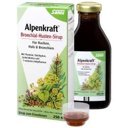 Alpenkraft Bronchial-Husten-Sirup Salus 250 ml