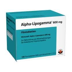 Alpha-Lipogamma® 600 mg 100 Filmtbl.