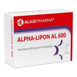 Alpha-Lipon AL 600 100 Filmtbl.