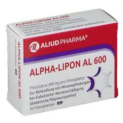 Alpha-Lipon AL 600 30 Filmtbl.