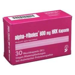 alpha-Vibolex® 600 HRK Kaps. 30 Kaps.